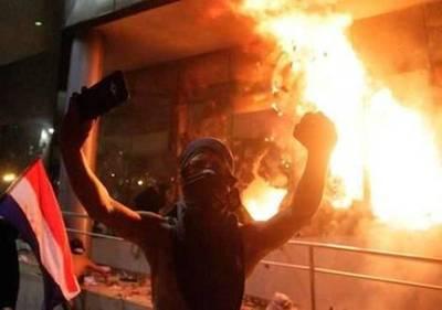 Fiscalía imputa a tres más por disturbios del 31M