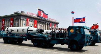 """Corea del Norte dice estar lista para responder a """"provocaciones"""" de EE.UU."""