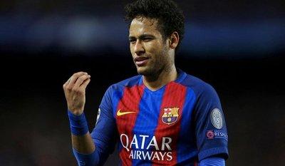 Barcelona opta por no convocar a Neymar
