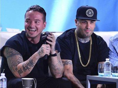 Nicky Jam, J. Balvin y Miguel Bosé, platos fuertes de Billboard