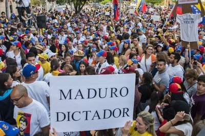 Venezuela: Oposición denuncia persecución política contra líderes