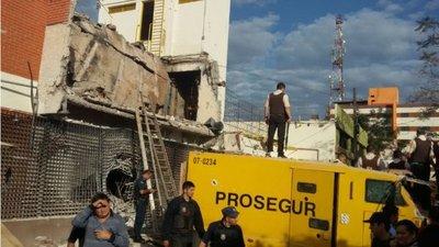 Fiscala sobre asalto a Prosegur: Todavía no podemos hablar de montos