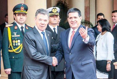 Colombia promete cooperar en materia de seguridad