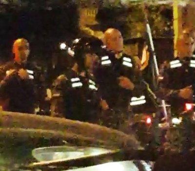 Los policías 'antimotochorros'