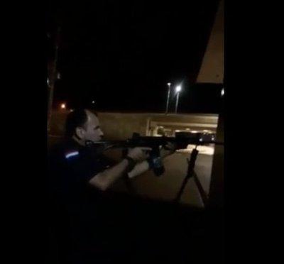 Megaasalto: Video muestra precariedad con la que trabajó la Policía