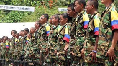 Las FARC expresó su apoyo al régimen militar de Maduro