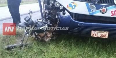 IDENTIFICAN A LA JOVEN ARROLLADA POR EL BUS DE LA EMPRESA RÍO PARAGUAY
