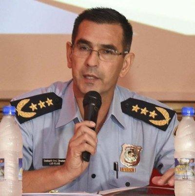 Descabezan cúpula policial
