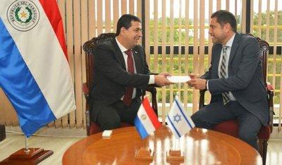 Embajador de Israel desconoce el nexo de Velázquez con el Hezbolá