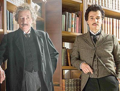 Einstein revive con la ficción  Genius