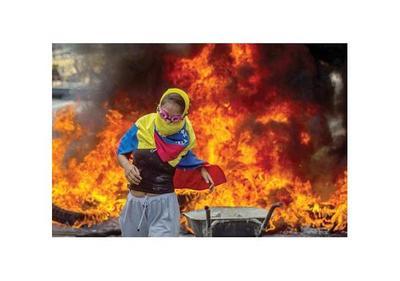 Las protestas en Venezuela dejan ya 23 fallecidos