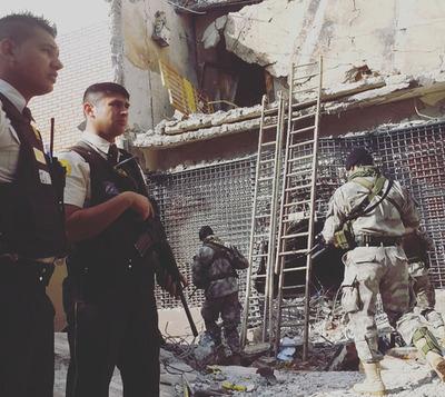 Policía de Alto Paraná reconoce falta de recursos