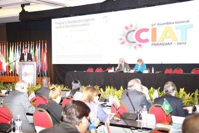 CIAT: Marta González destaca que se recauda para revertir la inequidad