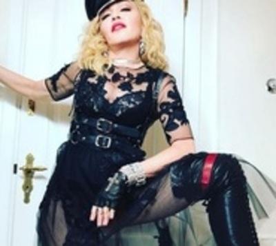 Trabajan en película de Madonna