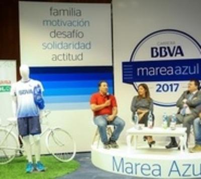 """BBVA presenta la quinta edición de la corrida """"Marea Azul"""""""