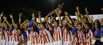La Copa Libertadores Femenina se desarrollará en Paraguay