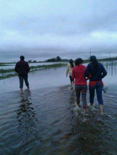 Declaran emergencia departamental en Pilar