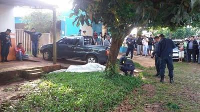 Asesinan a abogado en Pedro Juan Caballero