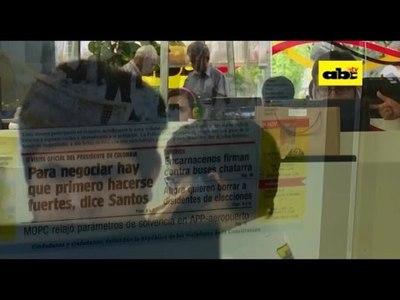 Hoy se celebra el Día del Periodista en Paraguay