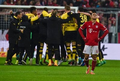 Eliminó al Bayern
