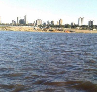 Hallan cadáver flotando en la Bahía de Asunción