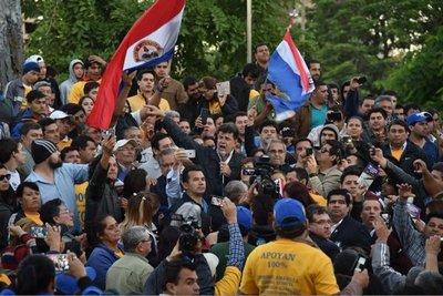 Efraín Alegre: El pueblo dijo no a Cartes