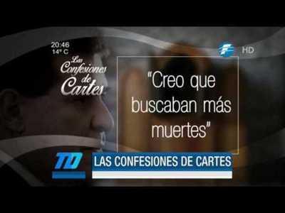 Las confesiones de Horacio Cartes