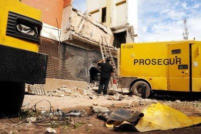 Prosegur: Liberan a 5 sospechosos del robo del siglo