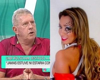 Anibal Schupp y más detalles sobre su encuentro con Laura Brizuela