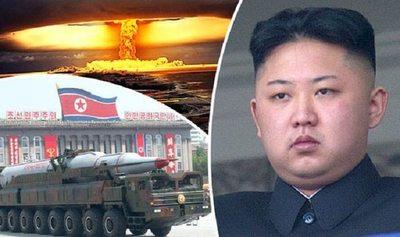 """""""La amenaza de un ataque nuclear contra Seúl y Tokio es real"""""""