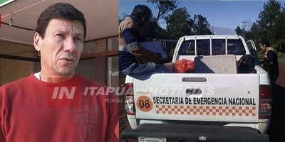 DIPUTADOS DECLARA ESTADO DE EMERGENCIA EN ITAPÚA Y ÑEEMBUCÚ.