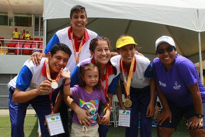 35 medallas brillan para Paraguay