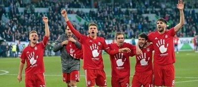 Bayern, pentacampeón de la Bundesliga
