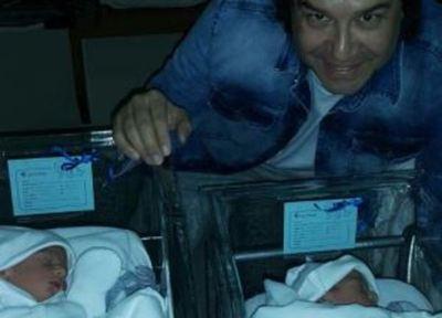 Nacieron Los Gemelos Del Empresario Miguel González Zelada