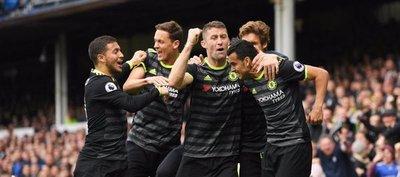 Chelsea golea de visita y da un paso gigante hacia el título