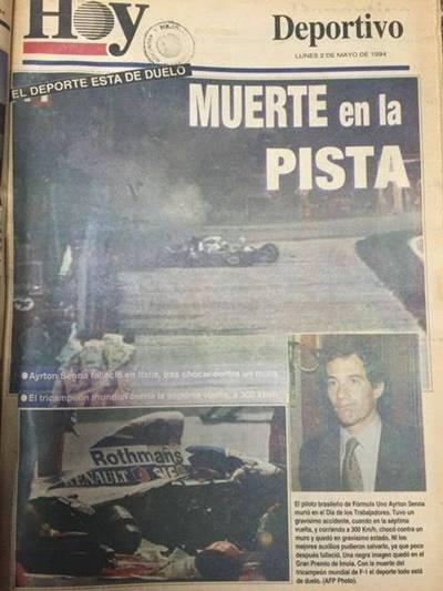 A 23 años de la partida de Ayrton Senna