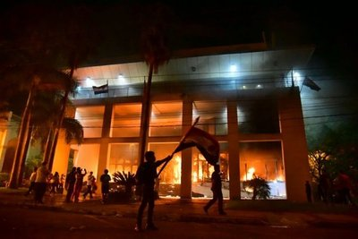 Arresto domiciliario para mujer por incitar quema