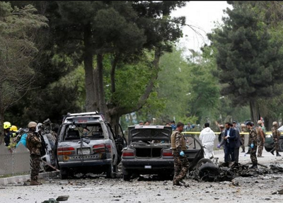Unos 8 muertos en ataque contra la OTAN en Kabul