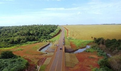 Asfalto en Cruce Guaraní – Pindoty Porã incluirá este mes
