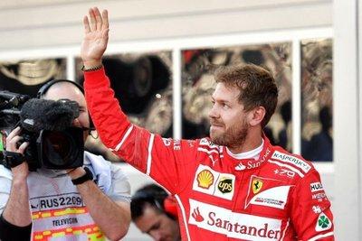 Vettel quiere consolidar a Ferrari
