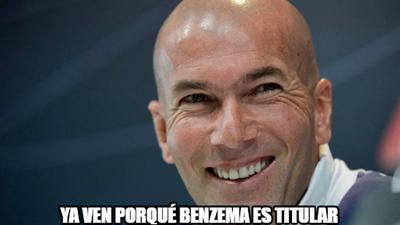 Real Madrid es el primer finalista y tenemos los memes