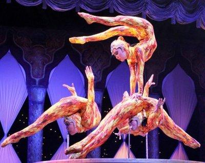Circo chino llega con un mágico show