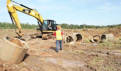 Parque Guasu: Comuna ordena inmediata suspensión de obras