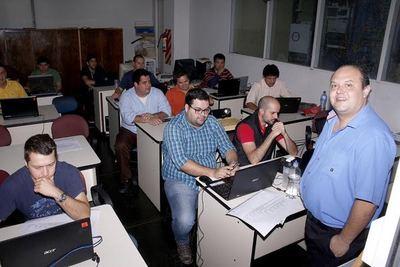 Personal de COPACO recibió capacitación en Sistema IPTV