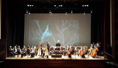 La Orquesta Sinfónica de Asunción abre ciclo de Conciertos