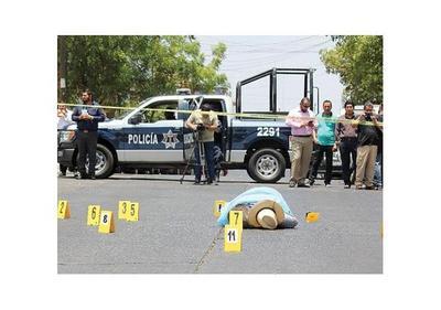 Otro periodista cae víctima de la violencia en México