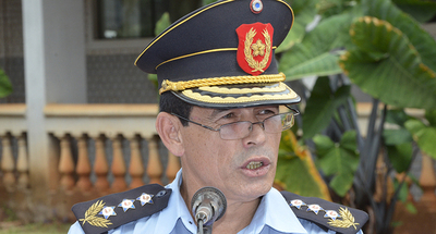 Investigan a policías acusados de recibir dinero del narcotráfico