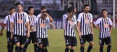 Una amarga despedida de Libertad en la Libertadores