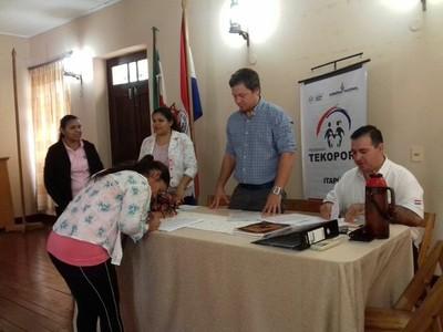 BM da visto bueno a auditoría del Programa Tekoporã