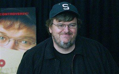 Michael Moore hará un documental sobre Trump